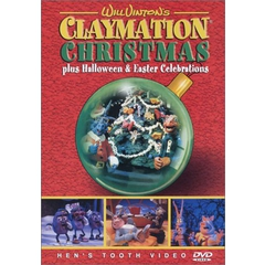 Will Vinton's Claymation Christmas (plus Halloween & Easter Celebrations)