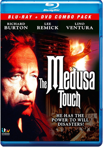 The Medusa Touch Blu-Ray + DVD Combo Pack
