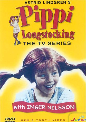 Pippi Longstocking, The TV Series