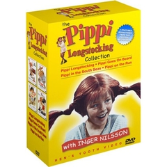 The Pippi Longstocking Collection Box Set