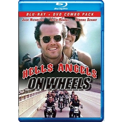 Hell's Angels on Wheels Blu-Ray + DVD Combo Pack