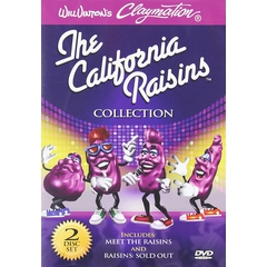 The California Raisins Collection, 2-Disc Set