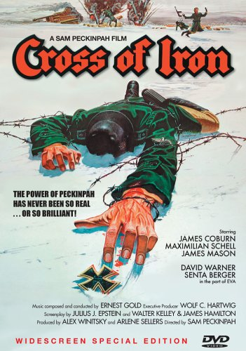 Cross of Iron Widescreen Special Edition