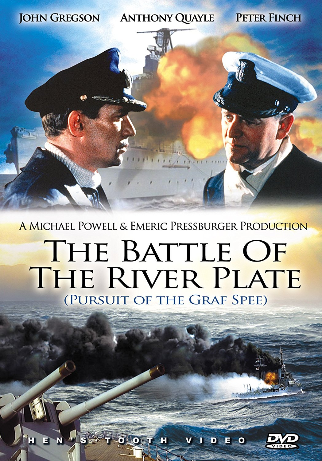 The Battle of River Plate (Pursuit of the Graf Spee)