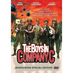 The Boys in Company C Widescreen Special Edition